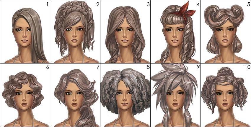 Vip Hair Style Awesome Beauty And The Beast  News  Totem Tribe Ii Jotun